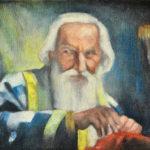 Poslednje pričešće Patrijarha Pavla